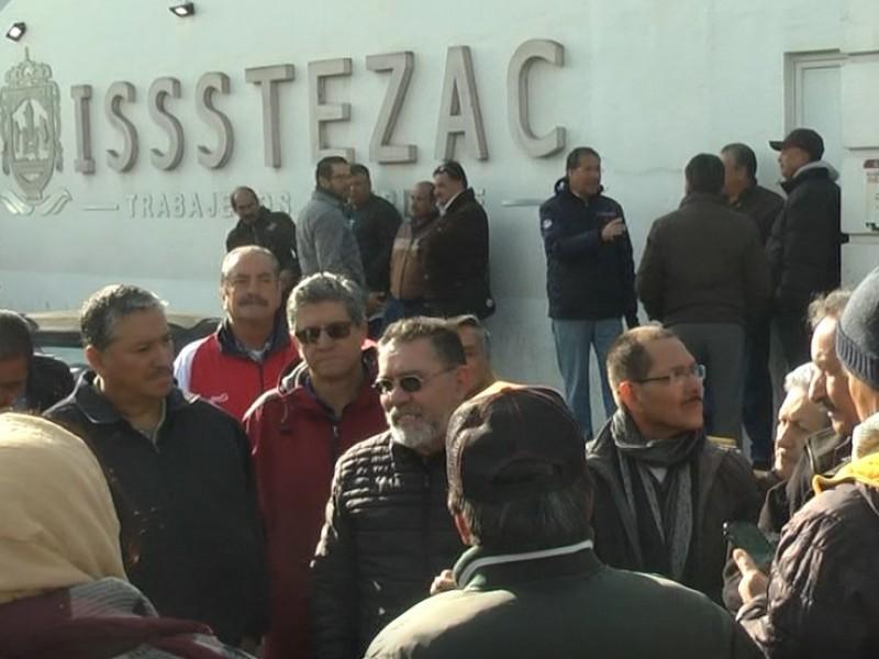 170 MDP debe Issstezac al estado