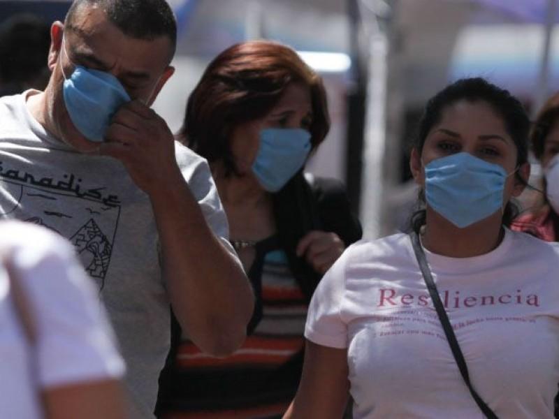 17,580 defunciones por Covid-19 en México