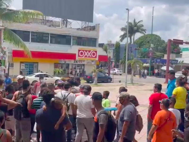 18 mil migrantes se han amparado en México