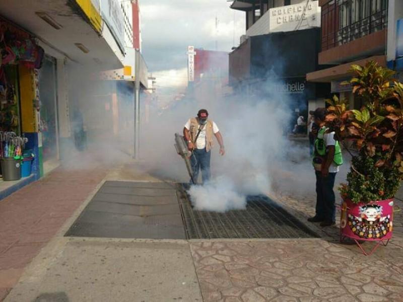 18 muertes en Chiapas por dengue.
