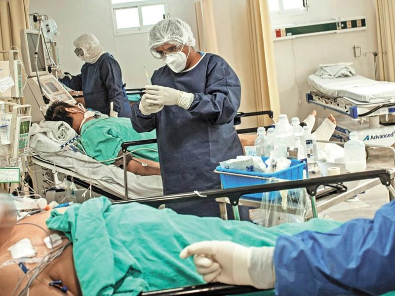 18 personas internadas por COVID19 en nosocomios de Zihuatanejo