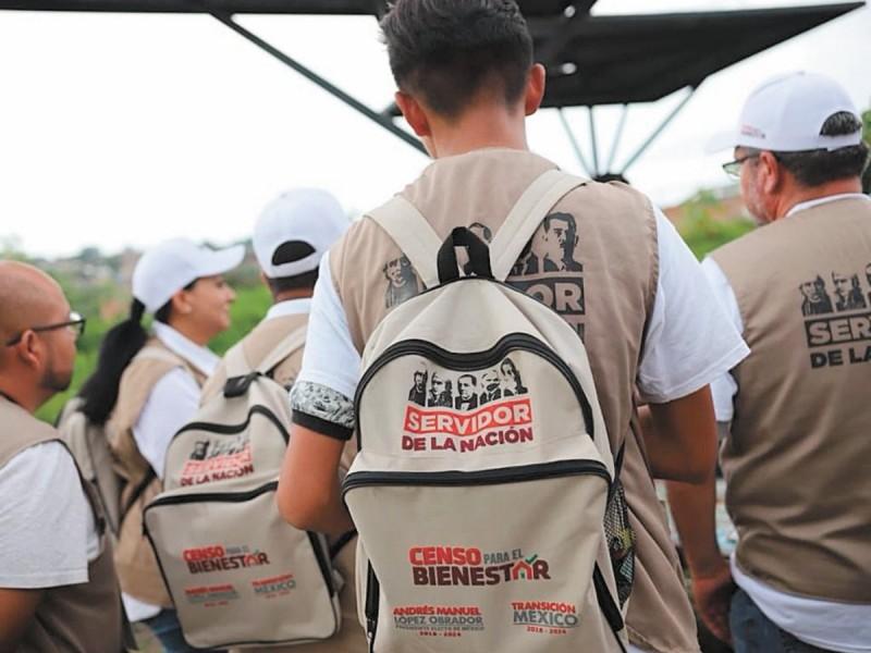 18 Servidores de la Nación que apoyan vacunación en Guaymas