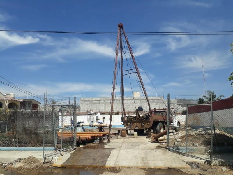 19 de agosto iniciará reconstrucción de pozo