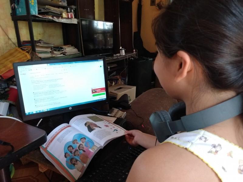19 de Junio finaliza ciclo escolar en línea :SEP
