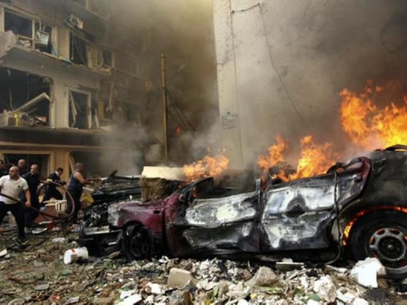23 fallecidos y 82 heridos deja atentado en Siria