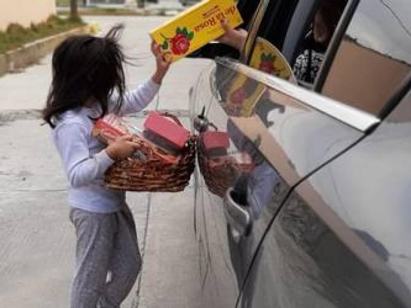 190 niños rescatados del trabajo infantil son apoyados económicamente