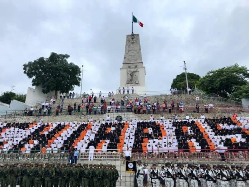 195 aniversario de anexion de Chiapas a México