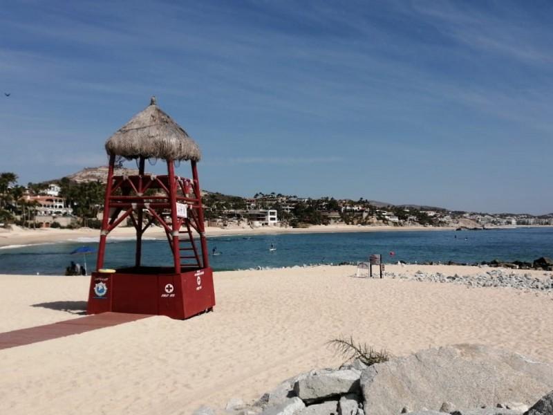 Solo 11 playas estarán vigiladas con salvavidas durante semana Santa