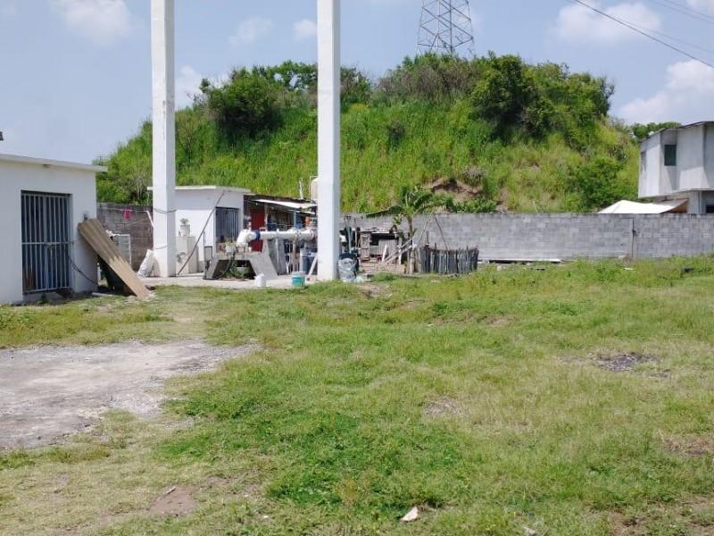 2 mil familias sin agua potable por pozo sin funcionar