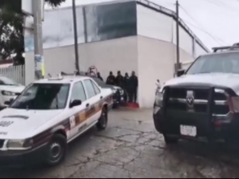 2 muertos en enfrentamiento en hospital de Comitán