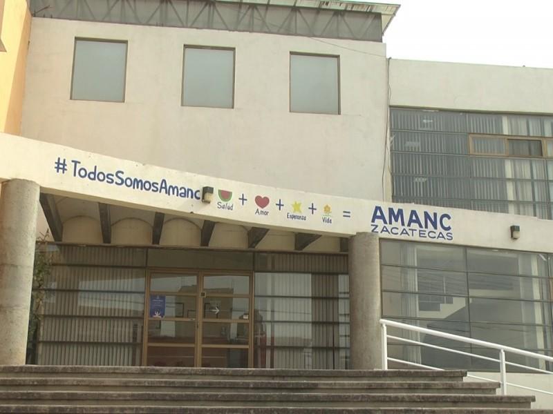 Dos niñas de AMANC Zacatecas contrajeron Coronavirus