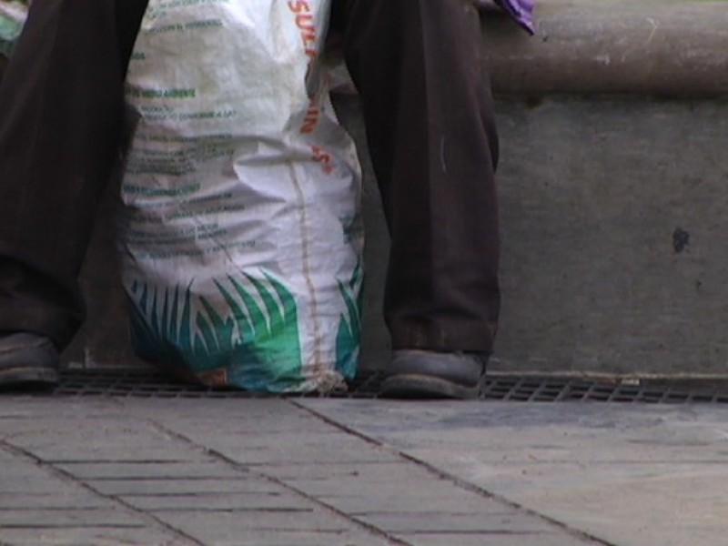 2 personas en situación de calle por municipio