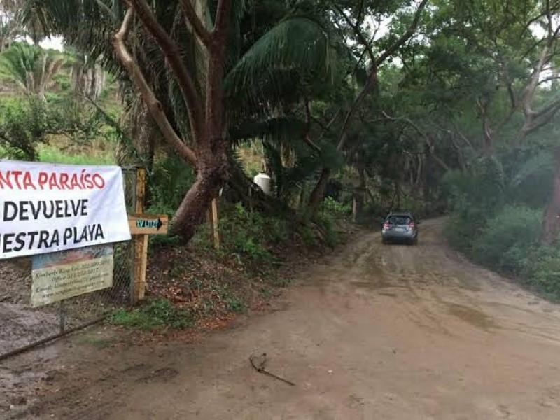 Dos playas de BADEBA se mantienen en litigio por privatización