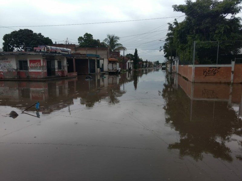 20 años de inundaciones en colonia gobernadores