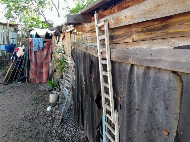 20 comunidades indígenas con fuertes daños en vivienda