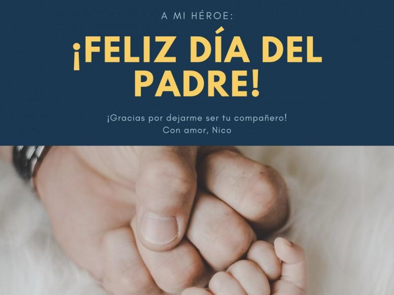 20 de Junio día del padre
