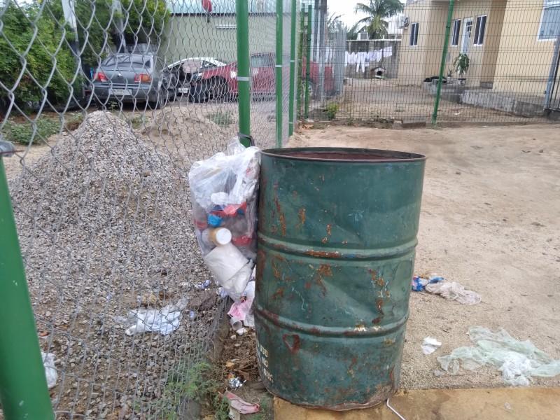 200 toneladas de basura se recolectan diariamente