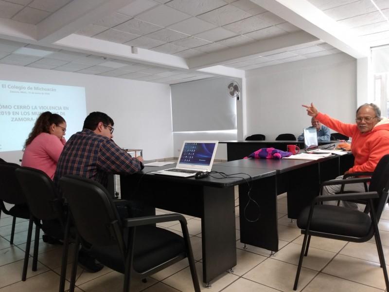 2019, año más violento en la conurbación Zamora-Jacona