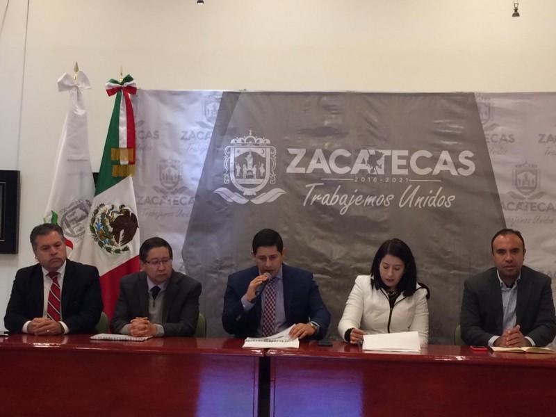 2019, el año más complicado para Zacatecas financieramente