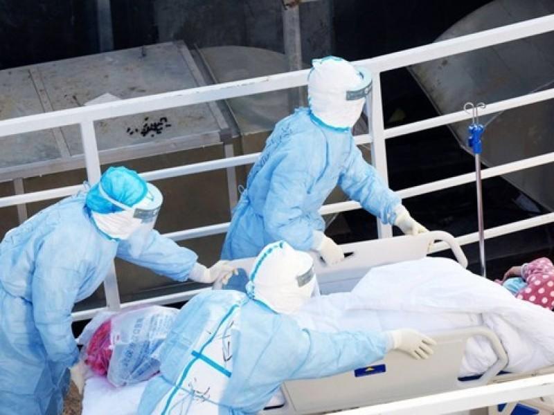 2021 llega con récord de muertes por pandemia