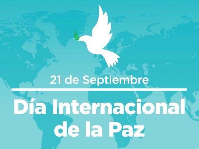 21 de septiembre, día mundial de la Paz