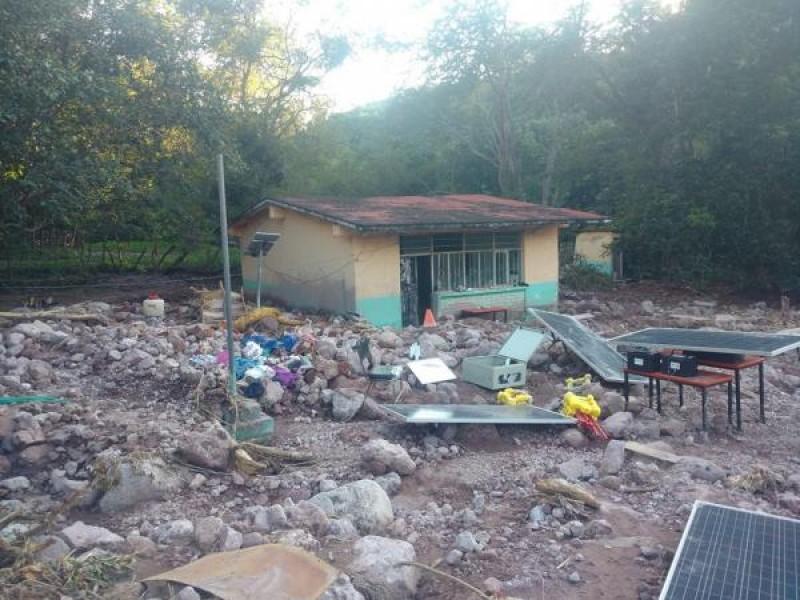 21 familias serán reubicadas en Acatita Huajicori