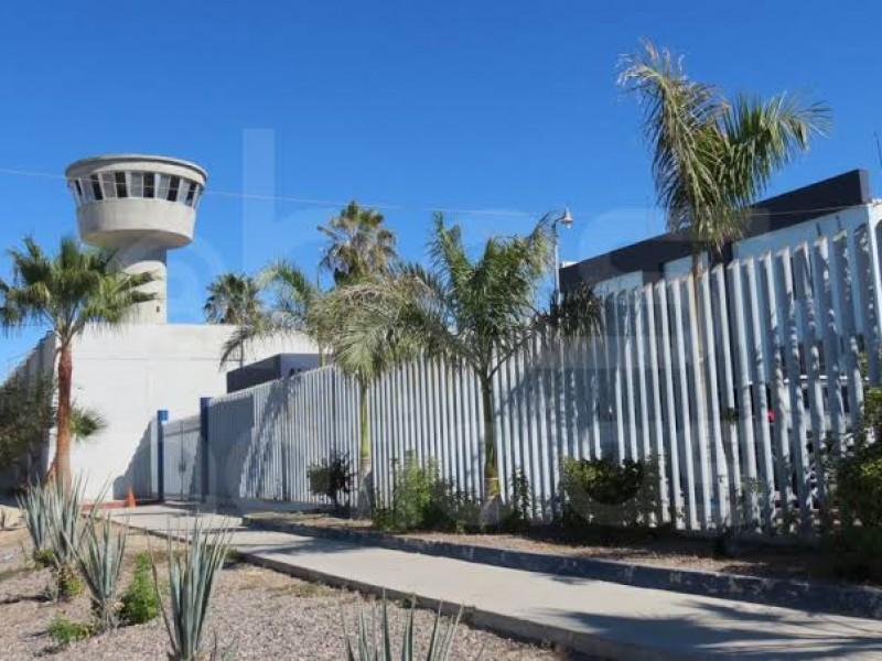 21 internos del Cereso La Paz dieron positivo a Covid19