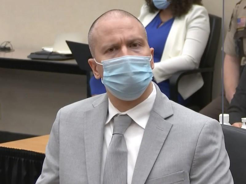 22 años de cárcel al asesino de George Floyd
