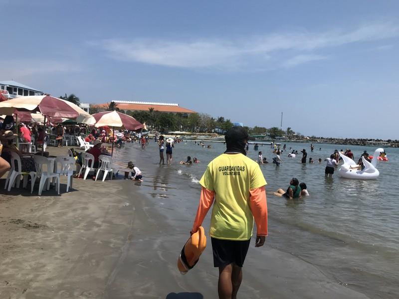 22 guardavidas vigilarán las playas de Veracruz