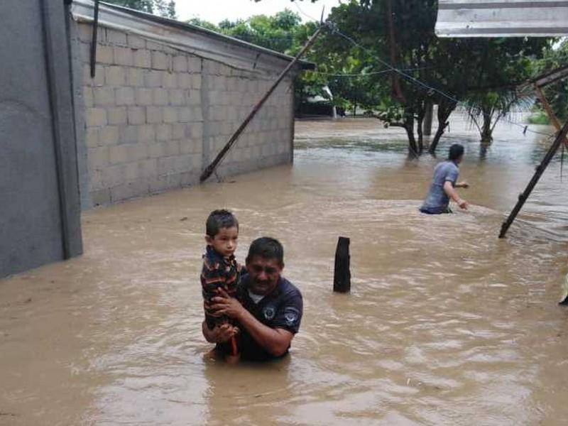 22 muertos y cuatro desaparecidos por las lluvias en Chiapas