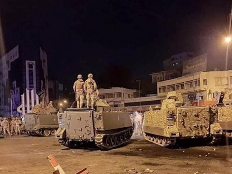 220 personas heridas tras protestas anti covid en el Líbano