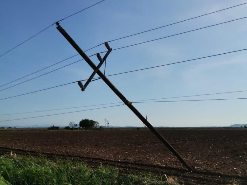 227 mil 813 usuarios afectados por interrupción suministro eléctrico