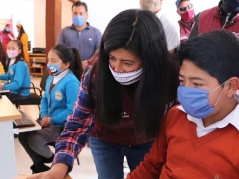 229 Centros de Aprendizaje están abiertos en Zacatecas