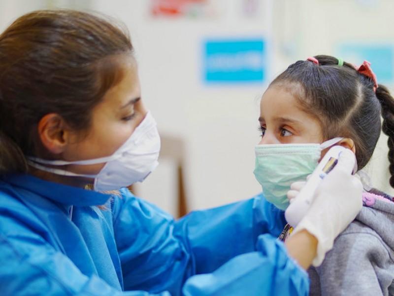 23 menores se han contagiado de Covid-19 en últimos días