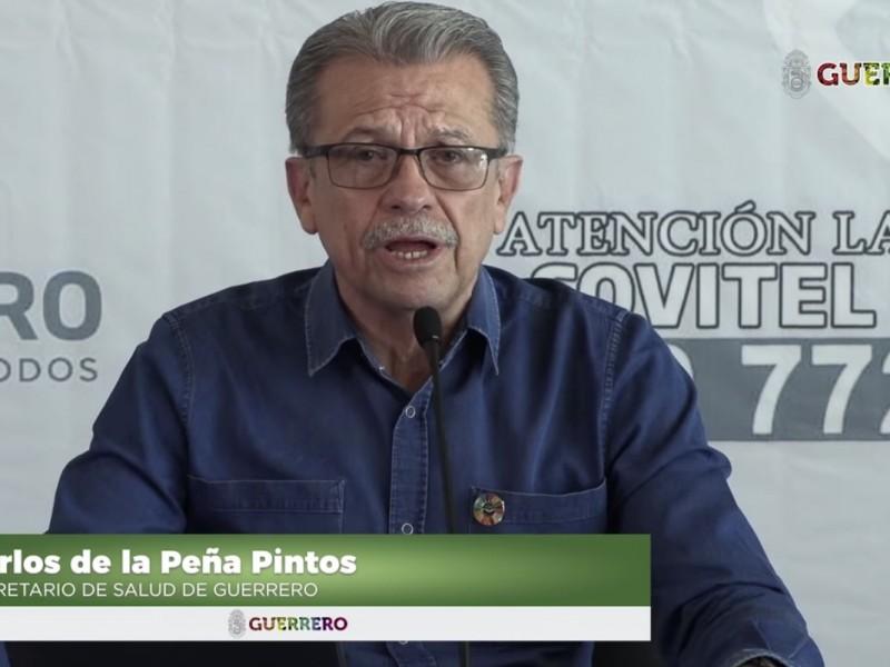 24 confirmados de Covid-19 en Guerrero; 7 recuperados