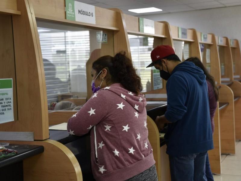 24 Oficinas recaudadoras permanecerán abiertas en periodo vacacional