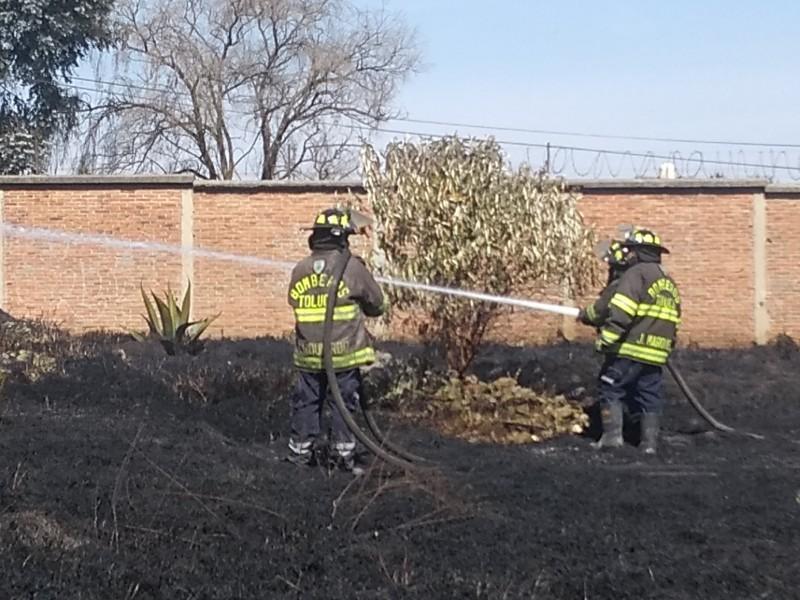 25 hectáreas se queman durante Diciembre por festejos