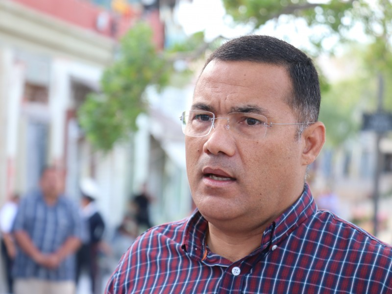 25 vehículos de Uber han sido infraccionados: Zamorano