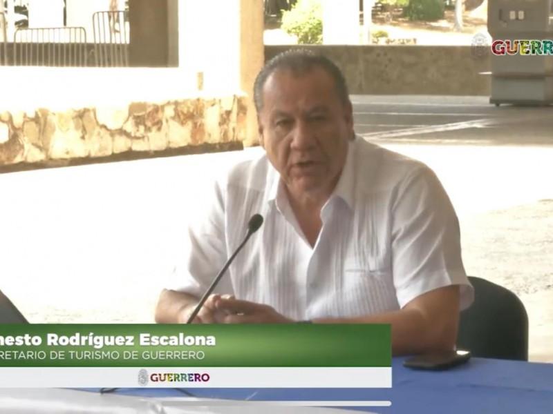 25 vuelos cancelados a Guerrero; 20 llegaban a Ixtapa-Zihuatanejo