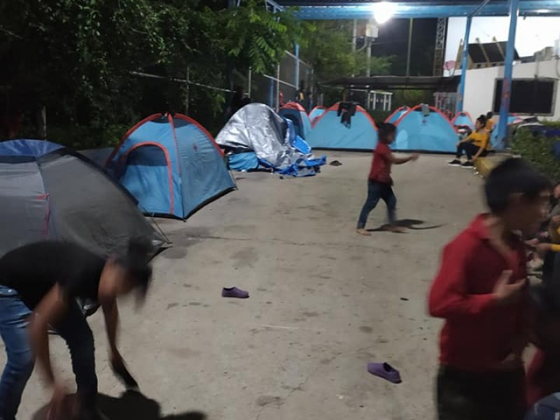 250 desplazados finalmente podrían retornar a su comunidad