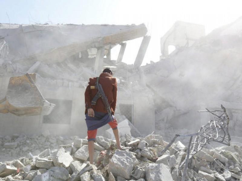 250 personas muertas en ataque a Yemen