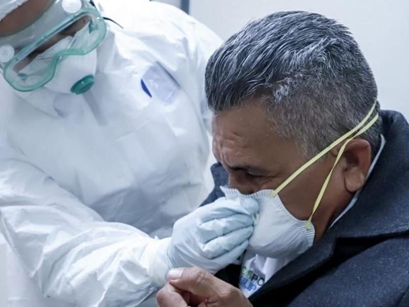 2,507 defunciones por Covid-19 en México y 26,025 contagios