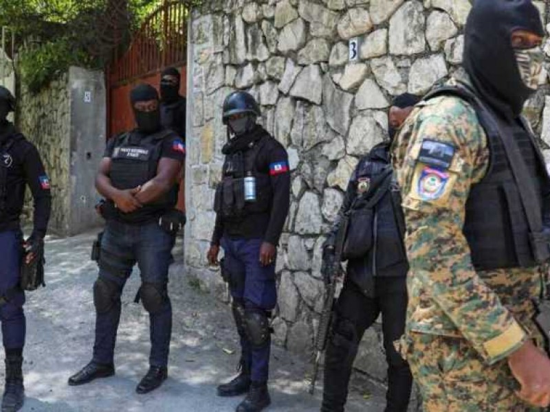 26 colombianos involucrados en el asesinato de presidente haitiano