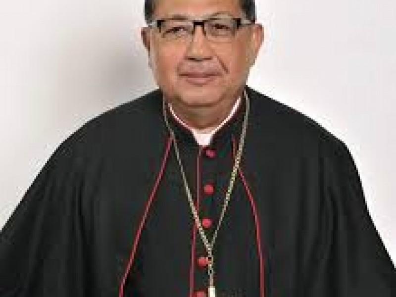 26 de septiembre llega nuevo obispo a Tehuantepec