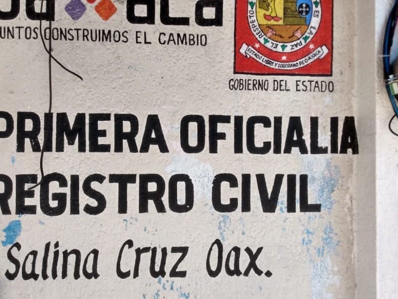 26 defunciones por Covid-19 registradas en Oficialías de Registro Civil