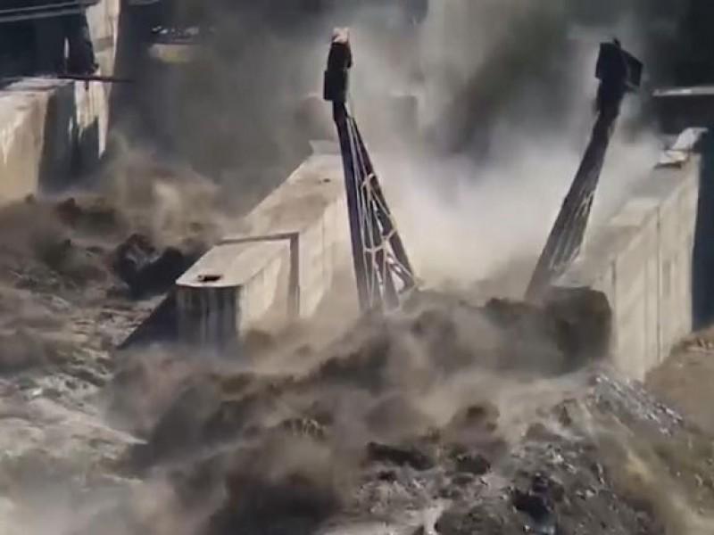 26 muertos y 165 desaparecidos tras desprendimiento glaciar en India