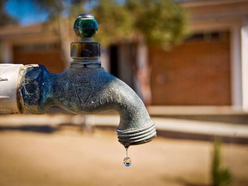 27 comunidades se quedan sin agua en Ahome