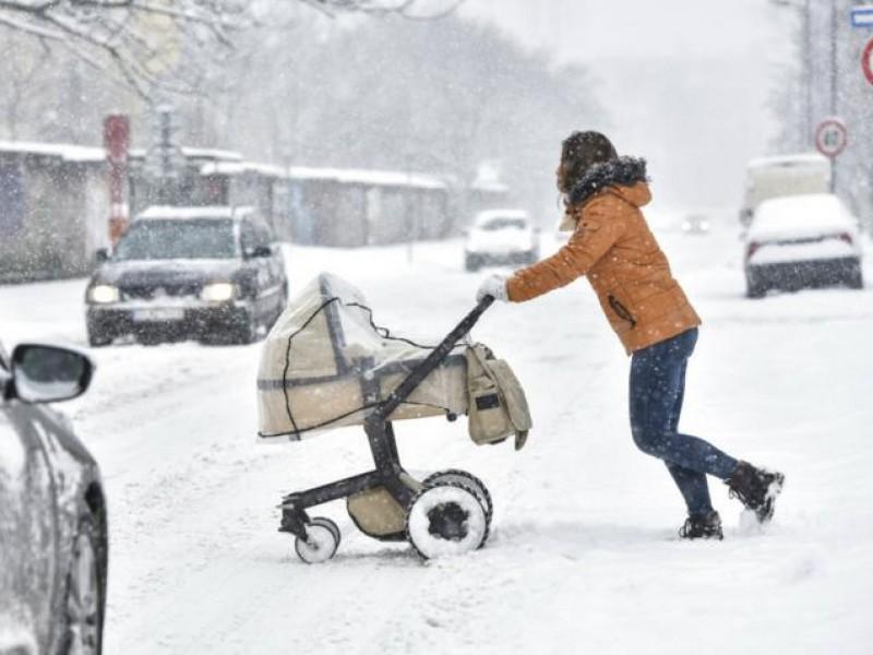 27 muertos por nevadas en Europa