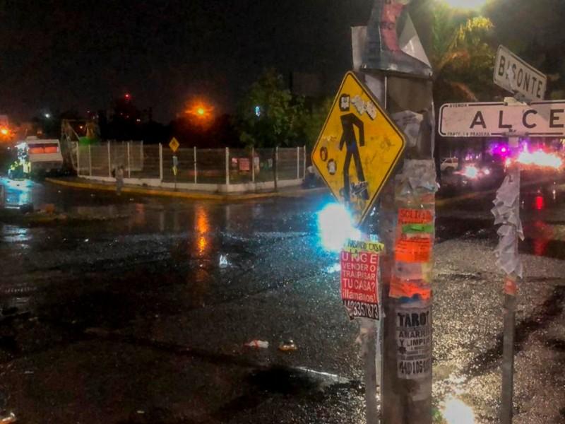 27 puntos de riesgos por lluvias en el Marqués