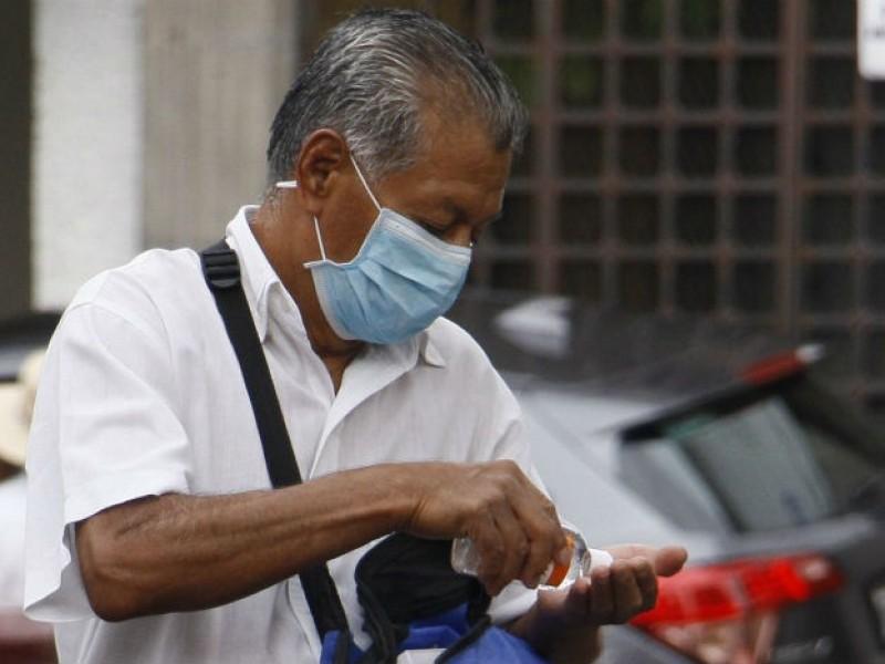 28 contagios y dos defunciones por COVID-19 en Chiapas